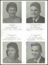 1959 East Rutherford High School Yearbook Page 44 & 45