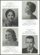 1959 East Rutherford High School Yearbook Page 46 & 47