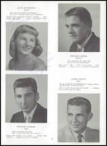 1959 East Rutherford High School Yearbook Page 48 & 49
