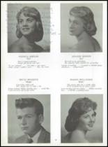 1959 East Rutherford High School Yearbook Page 52 & 53