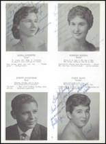 1959 East Rutherford High School Yearbook Page 54 & 55