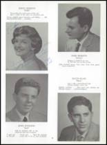 1959 East Rutherford High School Yearbook Page 56 & 57
