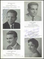 1959 East Rutherford High School Yearbook Page 58 & 59