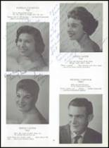 1959 East Rutherford High School Yearbook Page 60 & 61