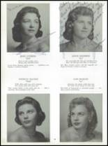 1959 East Rutherford High School Yearbook Page 64 & 65