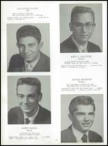1959 East Rutherford High School Yearbook Page 66 & 67
