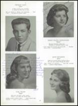 1959 East Rutherford High School Yearbook Page 70 & 71