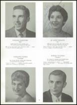 1959 East Rutherford High School Yearbook Page 72 & 73