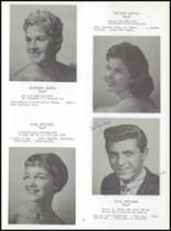 1959 East Rutherford High School Yearbook Page 76 & 77