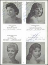 1959 East Rutherford High School Yearbook Page 78 & 79