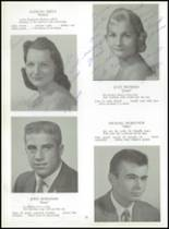 1959 East Rutherford High School Yearbook Page 82 & 83