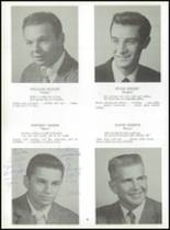 1959 East Rutherford High School Yearbook Page 84 & 85