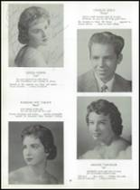 1959 East Rutherford High School Yearbook Page 86 & 87