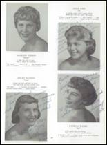 1959 East Rutherford High School Yearbook Page 88 & 89