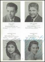 1959 East Rutherford High School Yearbook Page 92 & 93