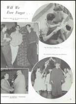 1959 East Rutherford High School Yearbook Page 96 & 97