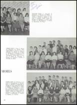 1959 East Rutherford High School Yearbook Page 104 & 105
