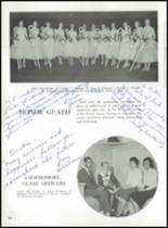 1959 East Rutherford High School Yearbook Page 106 & 107