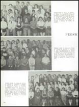 1959 East Rutherford High School Yearbook Page 108 & 109