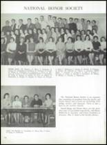 1959 East Rutherford High School Yearbook Page 118 & 119