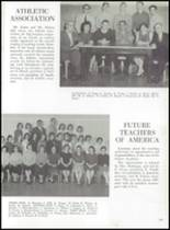 1959 East Rutherford High School Yearbook Page 120 & 121