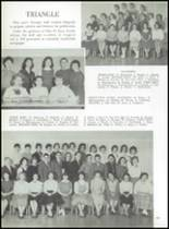 1959 East Rutherford High School Yearbook Page 122 & 123