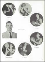 1959 East Rutherford High School Yearbook Page 136 & 137