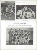 1959 East Rutherford High School Yearbook Page 138 & 139