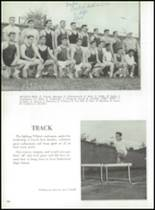 1959 East Rutherford High School Yearbook Page 140 & 141