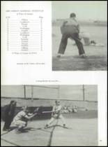 1959 East Rutherford High School Yearbook Page 142 & 143