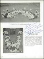 1959 East Rutherford High School Yearbook Page 148 & 149