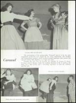 1959 East Rutherford High School Yearbook Page 156 & 157