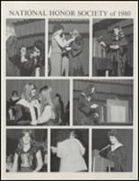 1981 Stillwater High School Yearbook Page 12 & 13