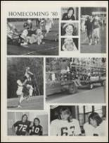 1981 Stillwater High School Yearbook Page 18 & 19