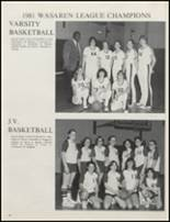 1981 Stillwater High School Yearbook Page 70 & 71