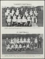 1981 Stillwater High School Yearbook Page 72 & 73