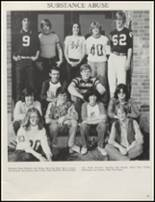 1981 Stillwater High School Yearbook Page 104 & 105