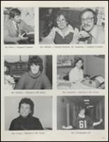 1981 Stillwater High School Yearbook Page 116 & 117