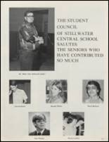 1981 Stillwater High School Yearbook Page 122 & 123