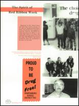 1992 Boiling Springs High School Yearbook Page 12 & 13