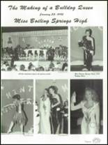 1992 Boiling Springs High School Yearbook Page 20 & 21