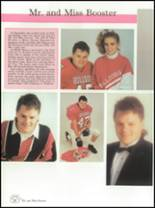 1992 Boiling Springs High School Yearbook Page 42 & 43
