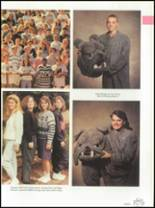 1992 Boiling Springs High School Yearbook Page 44 & 45