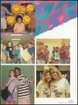 1992 Boiling Springs High School Yearbook Page 50 & 51