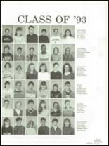 1992 Boiling Springs High School Yearbook Page 76 & 77