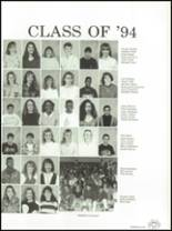 1992 Boiling Springs High School Yearbook Page 86 & 87