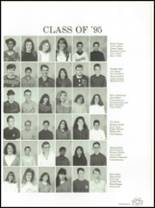 1992 Boiling Springs High School Yearbook Page 96 & 97