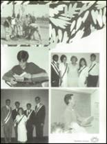 1992 Boiling Springs High School Yearbook Page 116 & 117