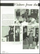 1992 Boiling Springs High School Yearbook Page 128 & 129