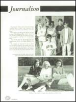 1992 Boiling Springs High School Yearbook Page 142 & 143